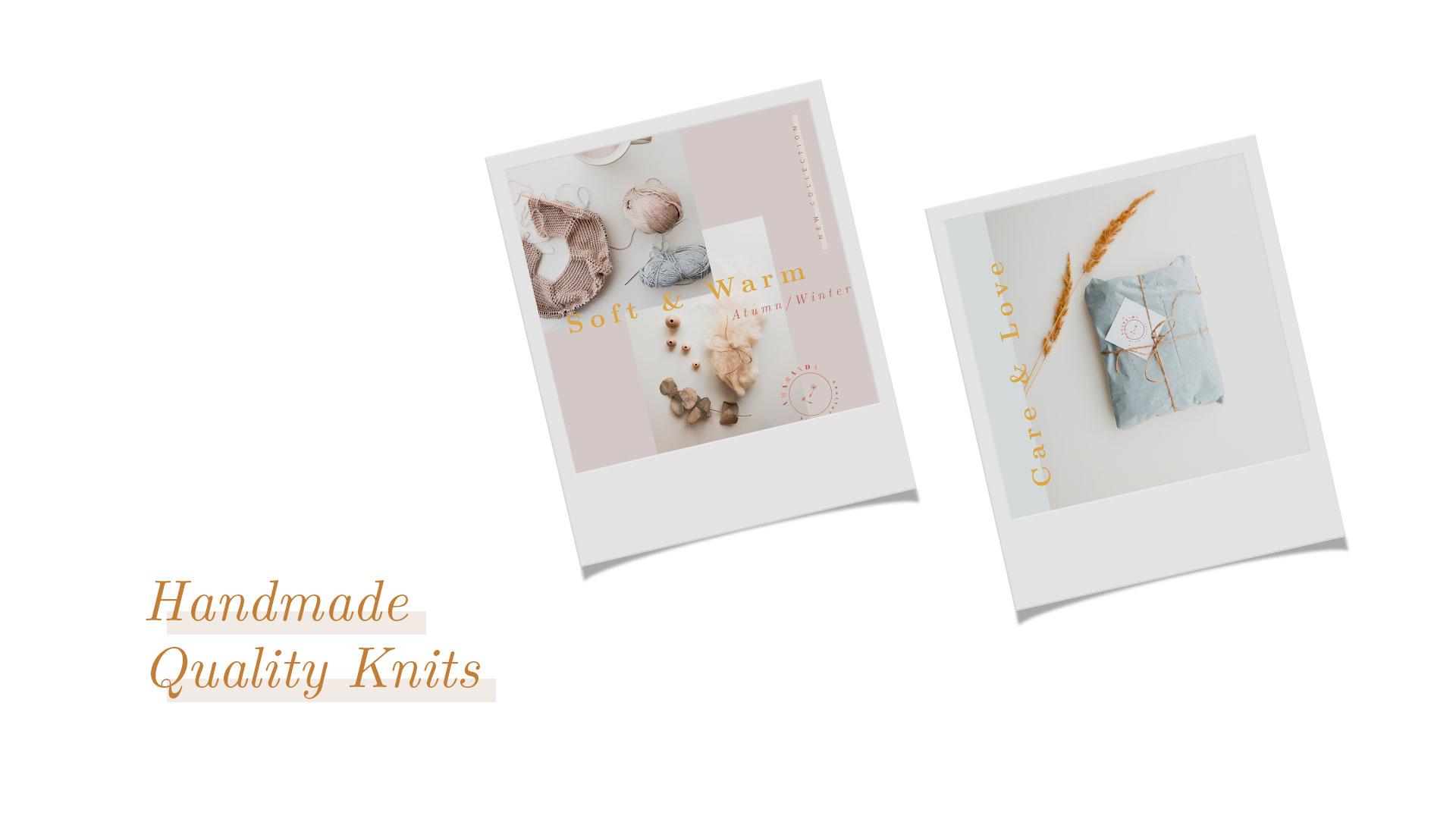 Alba Plana diseño de marca i diseño web para artesanas
