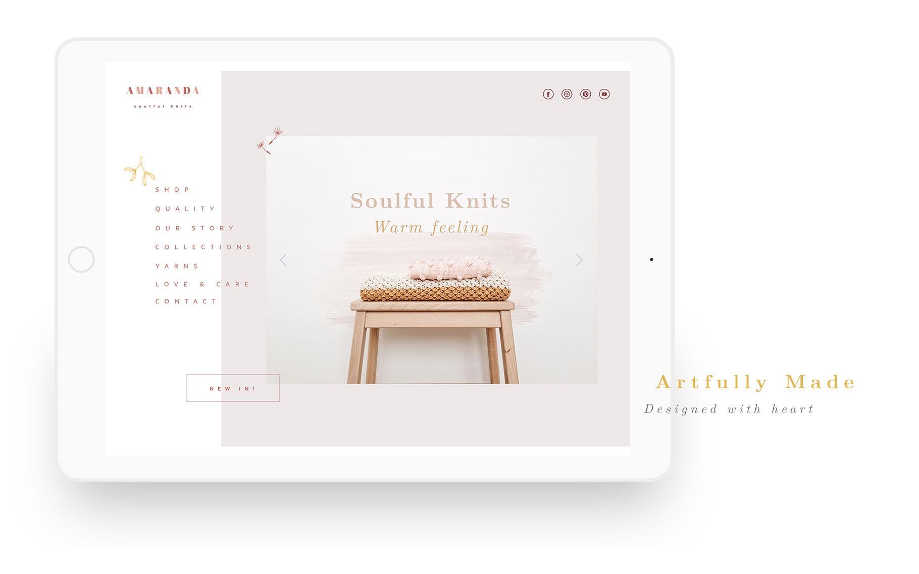 Alba Plana diseño de marca i diseño web